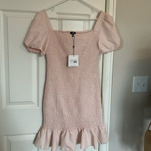 Missguided Ruffled Dress (US Size 8)